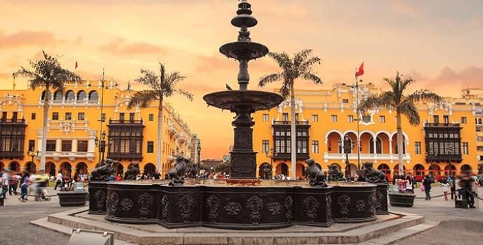 Centro-Lima